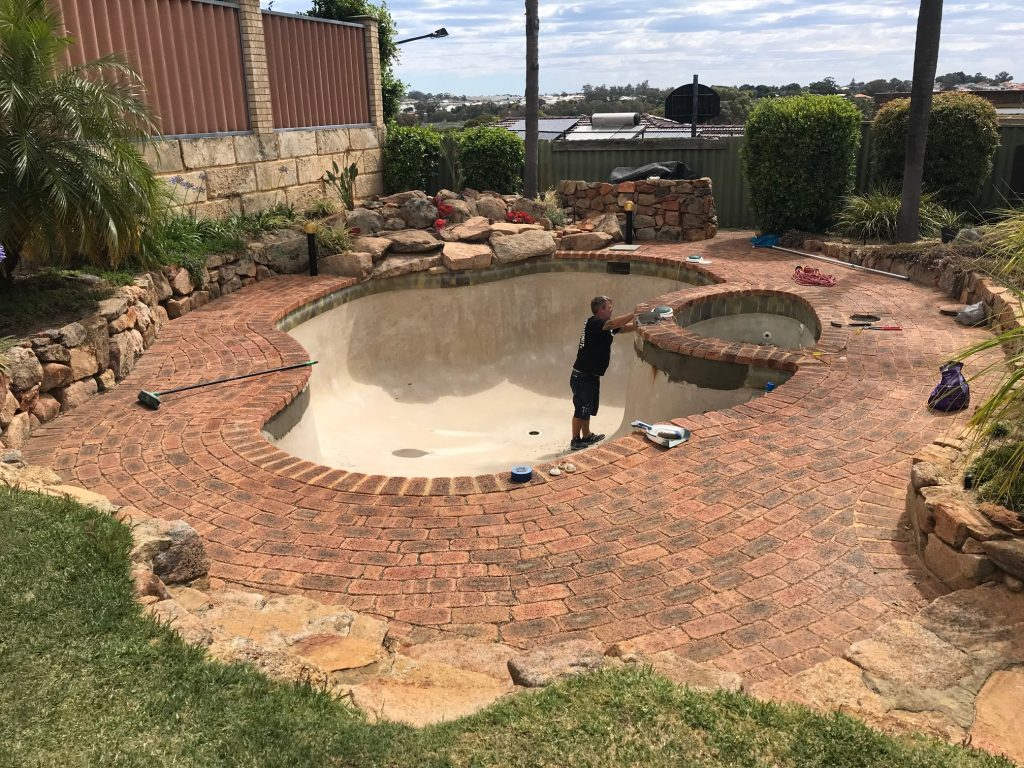 Pool Repair Kingsley Pool Glass Mosaics Perth Pool Resurfacing